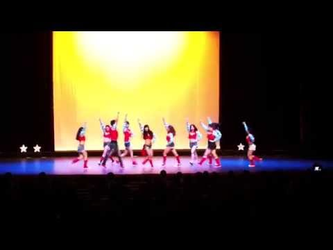 Beyonce - Run the World (Girls) - Code Magenta Crew- Choreog