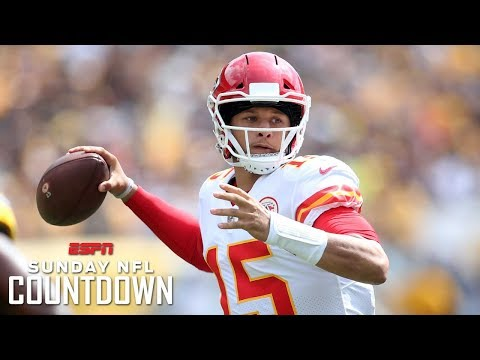 The making of Kansas City Chiefs QB Patrick Mahomes | NFL Countdown | ESPN
