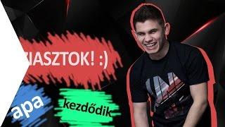 Twitch Stream TESZT 2.