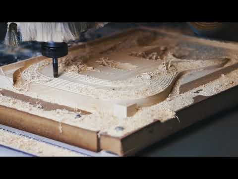 Skervesen Guitars: Inside The Factory (Part 1)