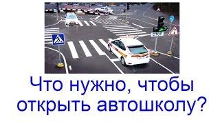 видео Как открыть автошколу