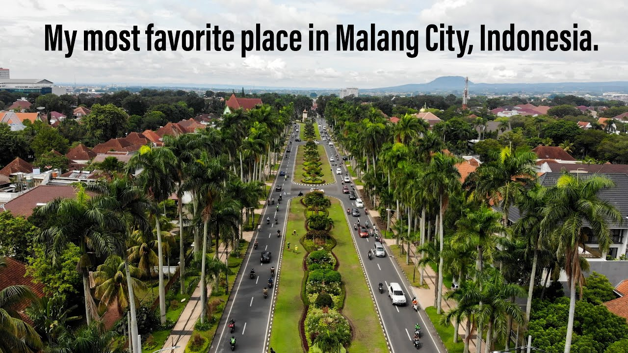 My Most Favorite Place In Malang City Youtube