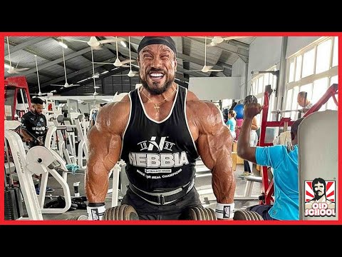 Roelly Winklaar VS Brandon Curry at Arnold Classic 2021? + Chris Bumstead Physique Update