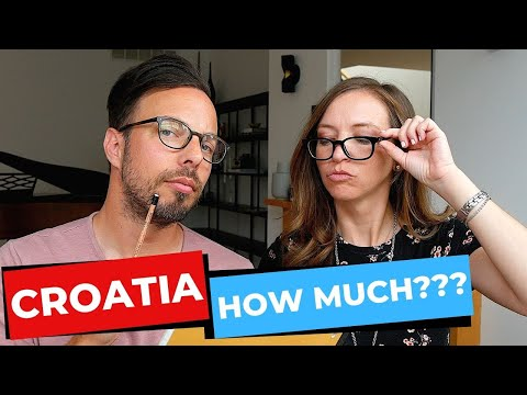Can You Afford A Holiday In Croatia??? | How Expensive Is It Really??? | Travel Croatia