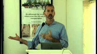 Transit Oriented Development for Smart Cities - Lessons from the U.S. (A talk by Jeffery Tumlin)