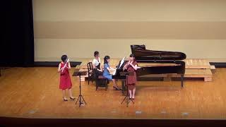 [Early Summer Concert] 05 フルート、オーボエ、ピアノのための三重奏 / M.ドリング