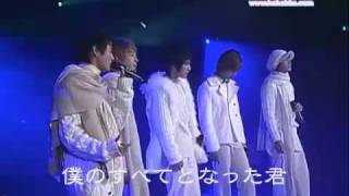 DBSK  素晴らしいハーモニー Hey!Girl 【日本語字幕】