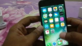 iphone 6 Space Grey 32 GB Unboxing Hindi