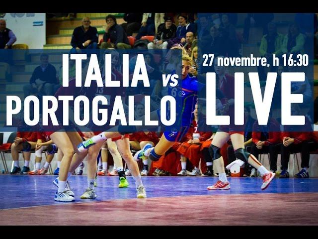 Qualificazioni Mondiali 2017: ITALIA - PORTOGALLO 25-20
