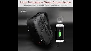 Bags Kingsons Brand 15.6'' Men Laptop Backpack