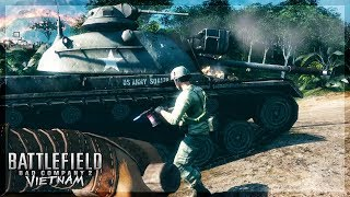 Battlefield Bad Company 2 Vietnam - Gameplay - No Commentary - #2
