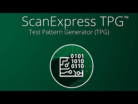 Test Pattern Generation - JTAG Boundary-Scan Software - ScanExpress TPG by Corelis