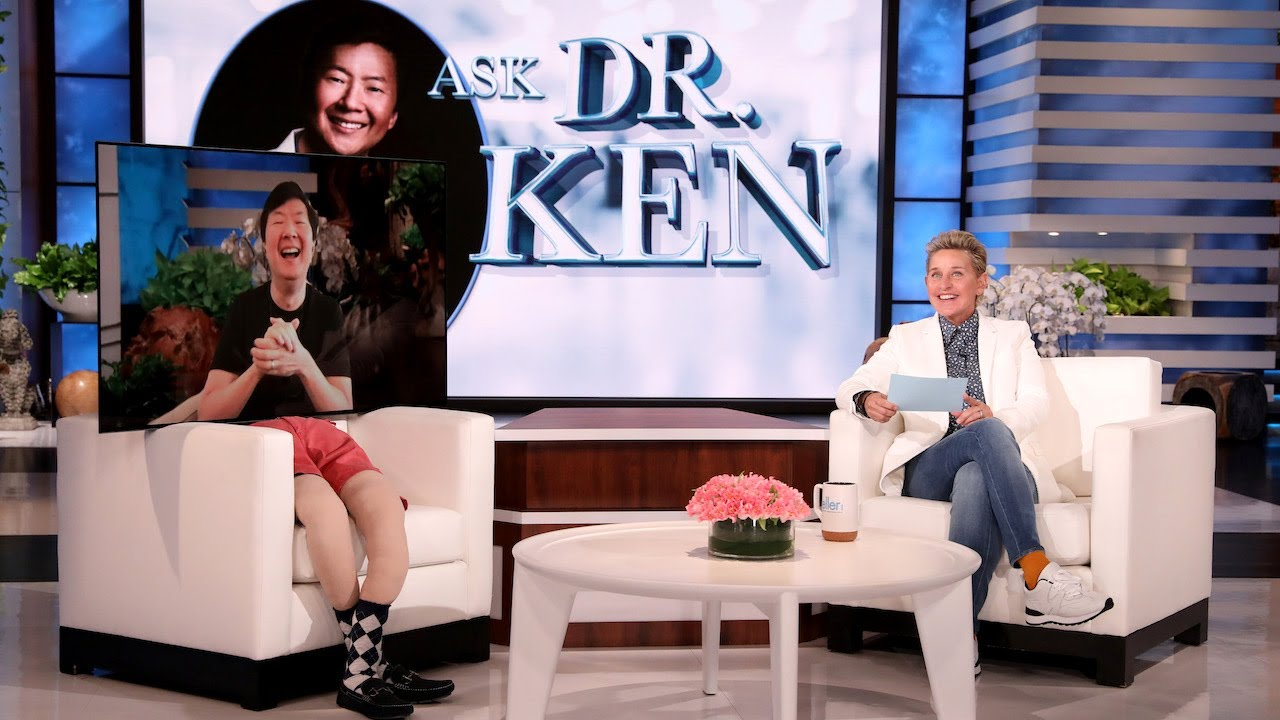 Ken Jeong's Thoughts on Self-Diagnosing in 'Ask Dr. Ken'