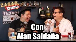 Zagar Desde El Bar Con Alan Saldaña
