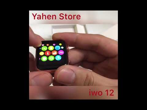 Best Aliexpress Smartwatch | IWO 12, IWO 13, Tornstic and many more