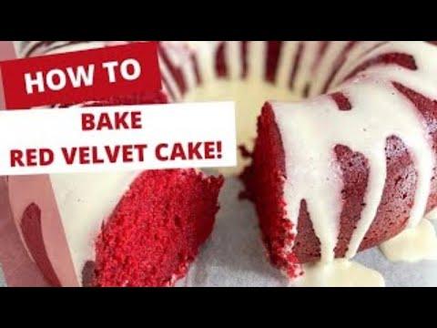 how-to-bake-red-velvet-cake-  -red-velvet-cake-recipe-  -bee'skitchen