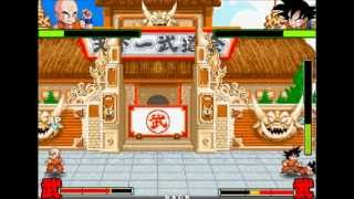 Dragon ball Fierce fighting 1.5 (Parte 5) Una sorpresa!!!!