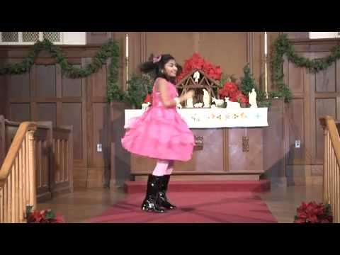 English Christian Christmas Songs 'Worship Together-Let the World Sing Gloria' - Tryphena Pilli