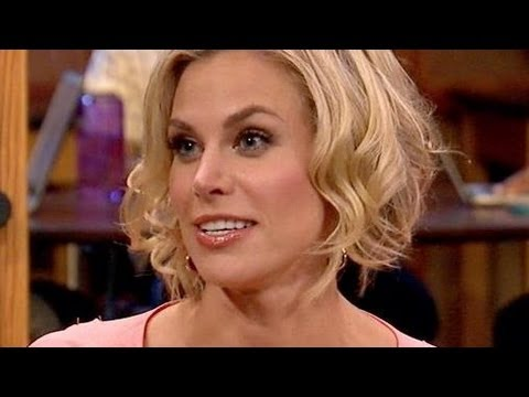 Brooke Burns Took 'Titantic 2' Role To Help Pay Bills As Single Mom | HPL