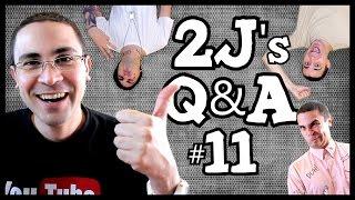 Video 2J's Q&A #11 (Ερωτήσεις & Απαντήσεις) download MP3, 3GP, MP4, WEBM, AVI, FLV April 2018