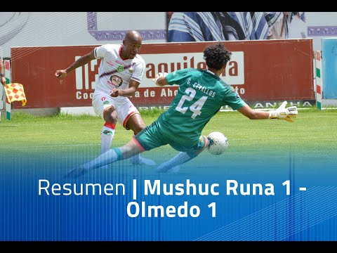 Mushuc Runa Olmedo Goals And Highlights
