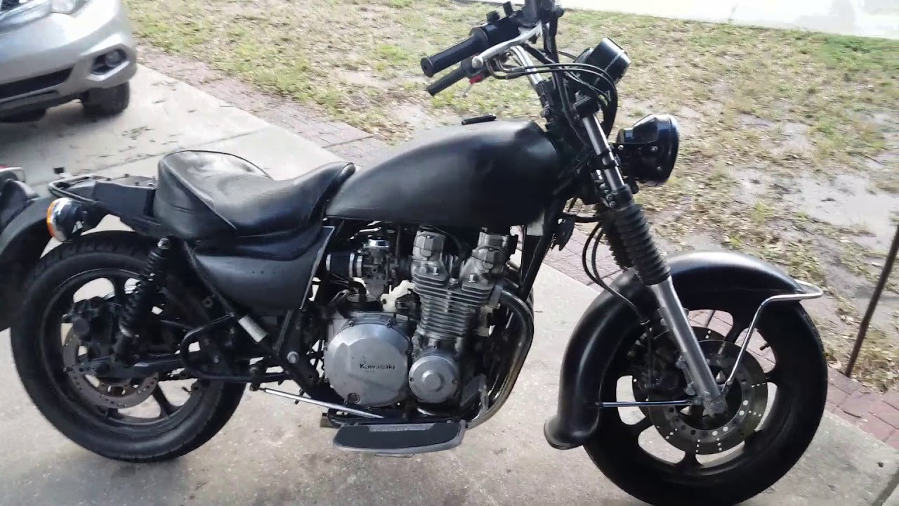 small resolution of kz1000p open exhaust