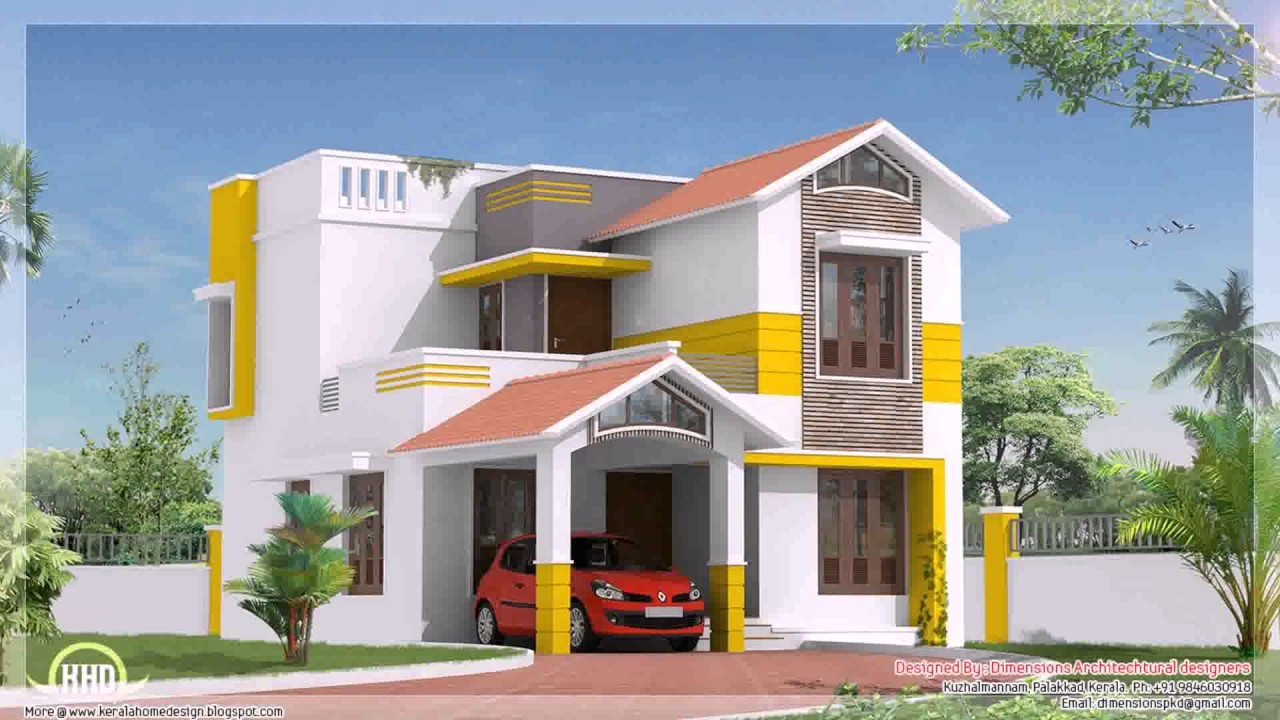 Front Elevation Of 240 Yards House : House map design sq yard youtube