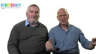 Chris Riddell and Paul Stewart, How do you use illustration to support a story?