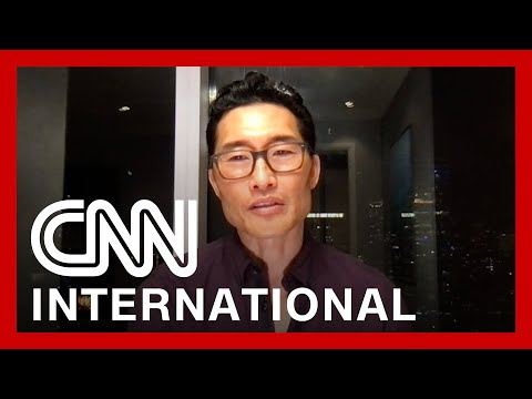 Actor Daniel Dae Kim says his parents are afraid to go outside. Hear why