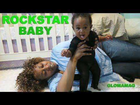 Rockstar Baby! - GloMamaG