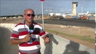 TEMA: Visita ao novo Aeroporto Internacional Aluísio Alves (São Gonçalo do Amarante-RN)