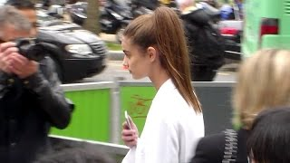 Taylor Marie HILL @ Paris 10 march 2015 Fashion Week Show Chanel