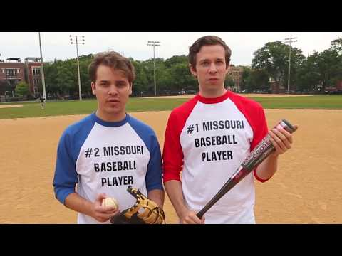The Two Best Baseball Players in the State of Missouri