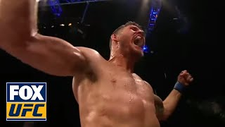 The UFC on FOX crew talks about Michael Bisping