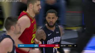 D.J. Augustin   14 PTS 10 AST: All Possessions (02/10/19)