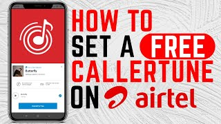 How To Set Free Caller Tune On Airtel | Free Airtel Hello Tune 2020