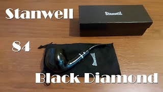 Dýmka Stanwell 84 Black Diamond