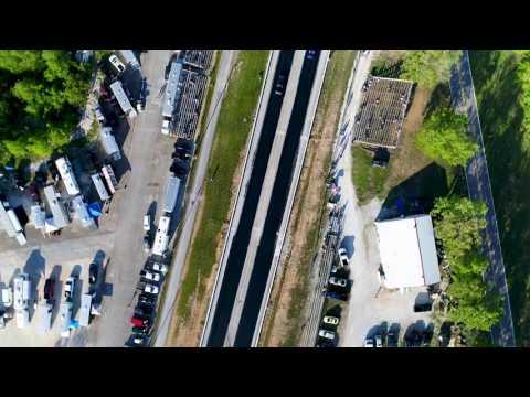 Ozark Raceway Park Drone Video