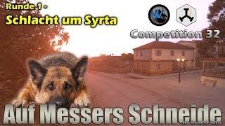 ArmA 3 - Schlacht um Syrta - Runde 1 - (Gruppe W vs TTT)