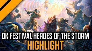 [Highlight] DayKnight Festival Heroes of the Storm