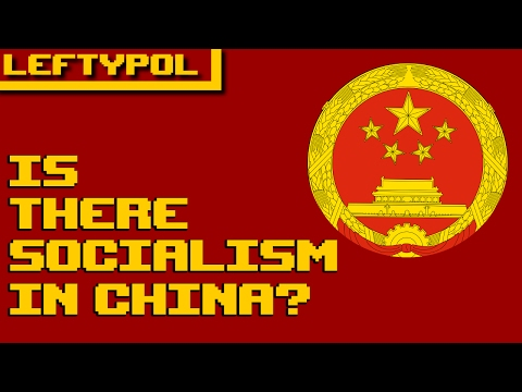 IS THERE SOCIALISM IN CHINA | ANALYSIS (ENG)