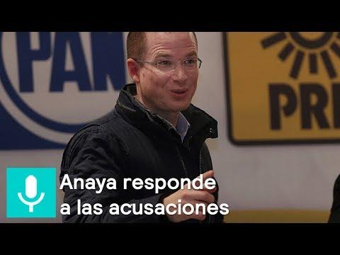 Ricardo Anaya responde a las acusaciones sobre lavado de dinero - Despierta con Loret