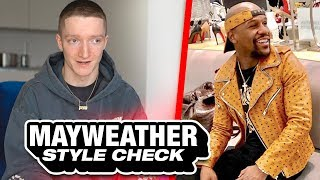 Floyd Mayweather: STYLE CHECK 🥊