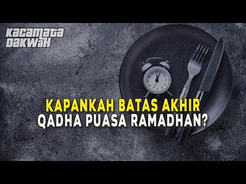 kapankah-batas-akhir-qadha-puasa-ramadhan?