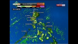 QRT: Weather update as of 5:56 p.m. (June 21, 2018)