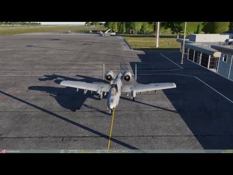 DCS 2.5 A-10C Warthog
