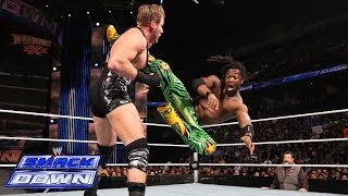 Fatal 4-Way Intercontinental Title No. 1 Contender Match: SmackDown, Feb. 14, 2014