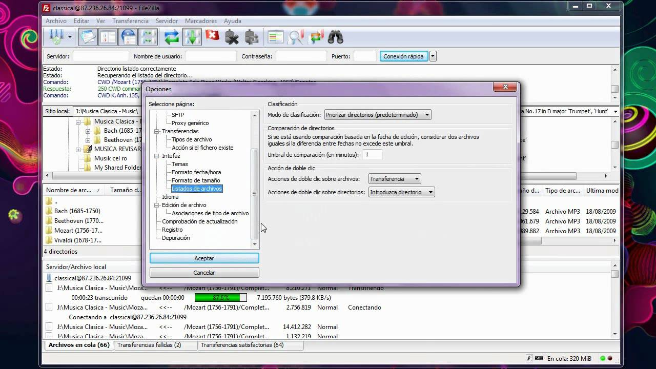 Filezilla Portable (HD)