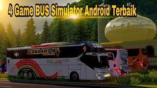 Gambar cover 4 Game BUS Simulator Terbaik Android || Game Bus Karya Anak Indonesia