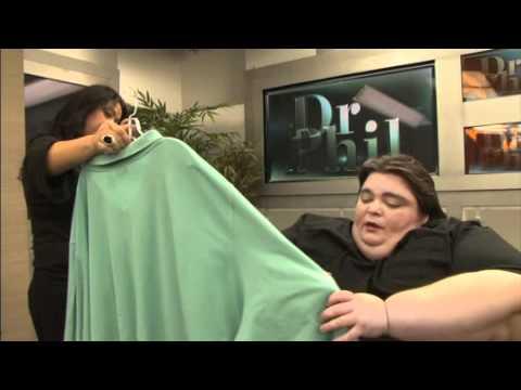 Choosing Wardrobe with Robert: The Nearly 800-Pound Man